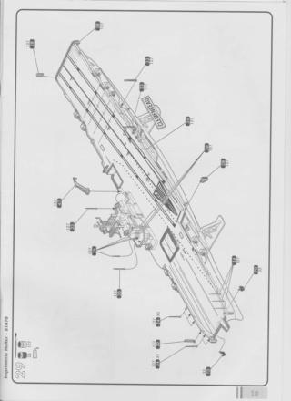 Porte-avion Clemenceau 8170  (1) 01110