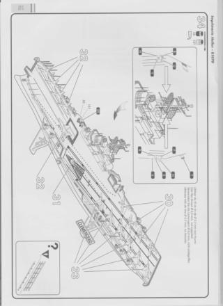 Porte-avion Clemenceau 8170  (1) 01310