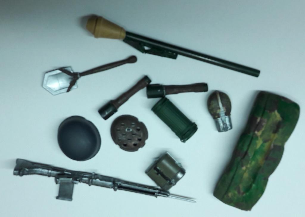 ZUNDAPP KS-750 SIN SIDECAR WWII - ESCI ESCALA 1/9 Z0610