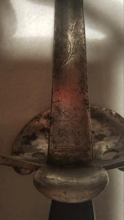 Identification épée  15883612