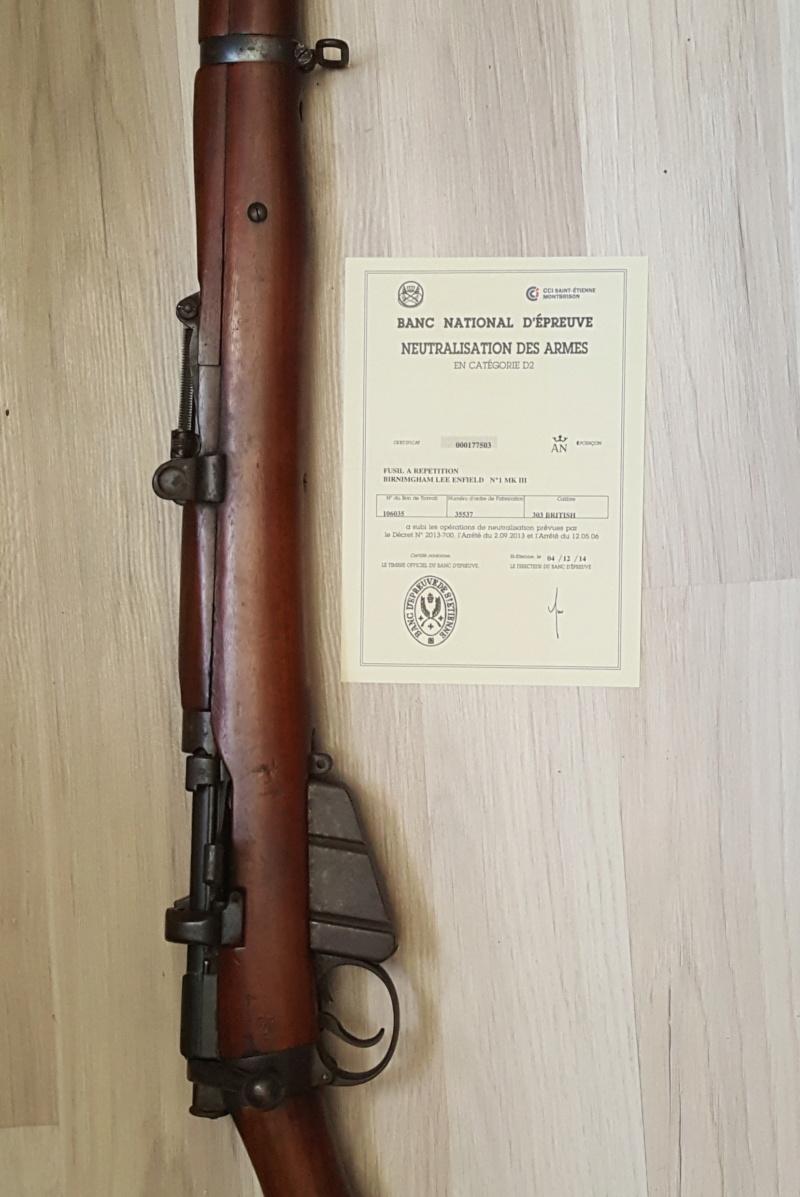 identification régiment en rapport plaque fusil 20190321