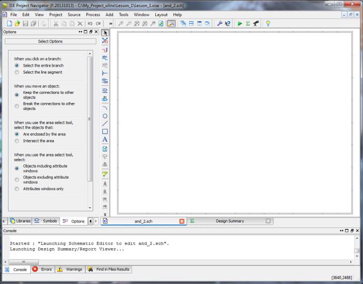 Изучаем основы VHDL, ISE, ПЛИС Xilinx. - Страница 2 010_xi10