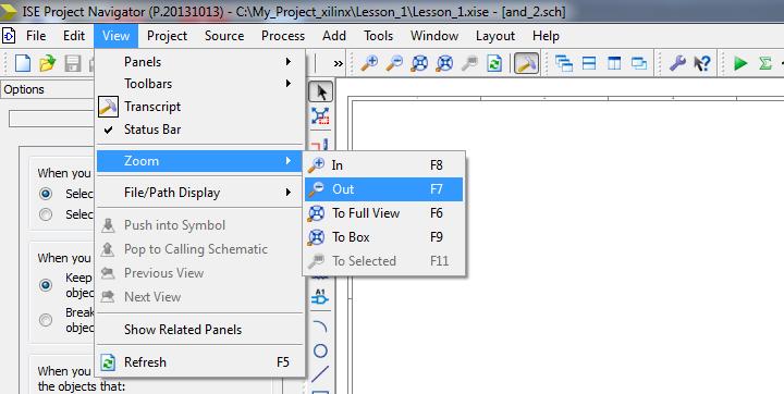 Изучаем основы VHDL, ISE, ПЛИС Xilinx. - Страница 2 014_xi10