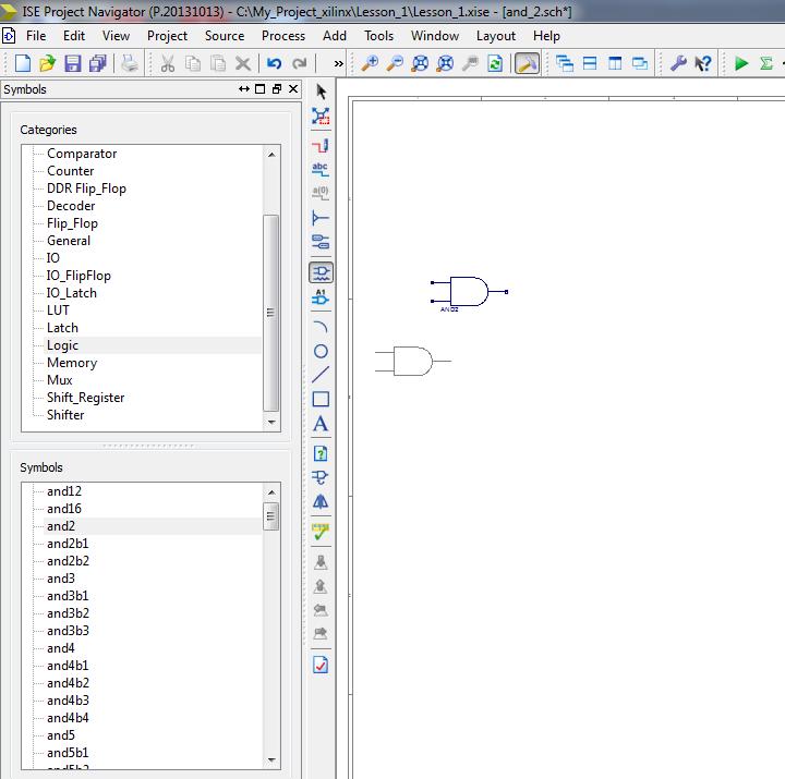 Изучаем основы VHDL, ISE, ПЛИС Xilinx. - Страница 2 017_xi10