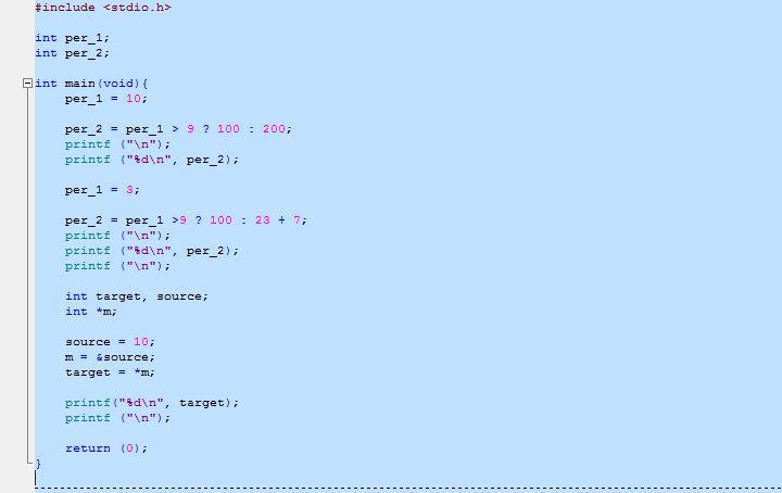 Изучаем язык программирования С. Вариант-3. 9ed_0073