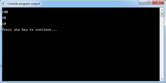 Изучаем язык программирования С. Вариант-3. 9ed_0074