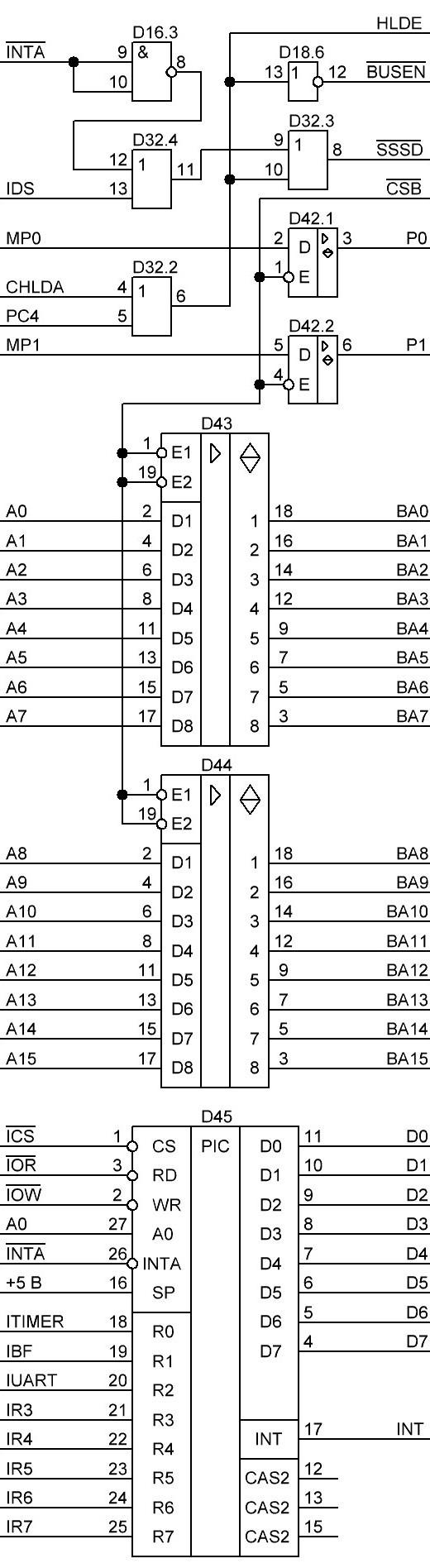 Разработка модуля МВК-МП-ВМ80 ver_0.01. Ea_n--16