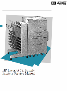 service - Инструкции (Service Manual, UM, PC) фирмы Hewlett Packard (HP). Hp_sm_16
