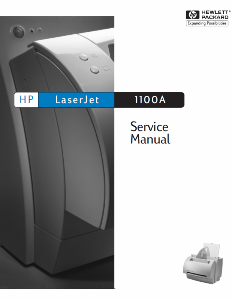 service - Инструкции (Service Manual, UM, PC) фирмы Hewlett Packard (HP). Hp_sm_23