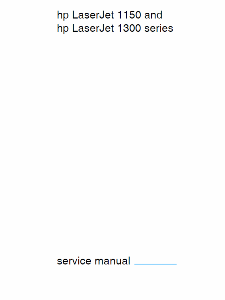 service - Инструкции (Service Manual, UM, PC) фирмы Hewlett Packard (HP). Hp_sm_24