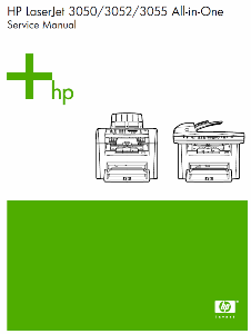 service - Инструкции (Service Manual, UM, PC) фирмы Hewlett Packard (HP). - Страница 2 Hp_sm_34