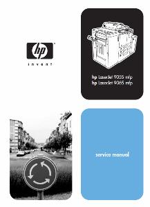 service - Инструкции (Service Manual, UM, PC) фирмы Hewlett Packard (HP). - Страница 3 Hp_sm_43