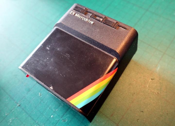 ZX Microdrive Microd11