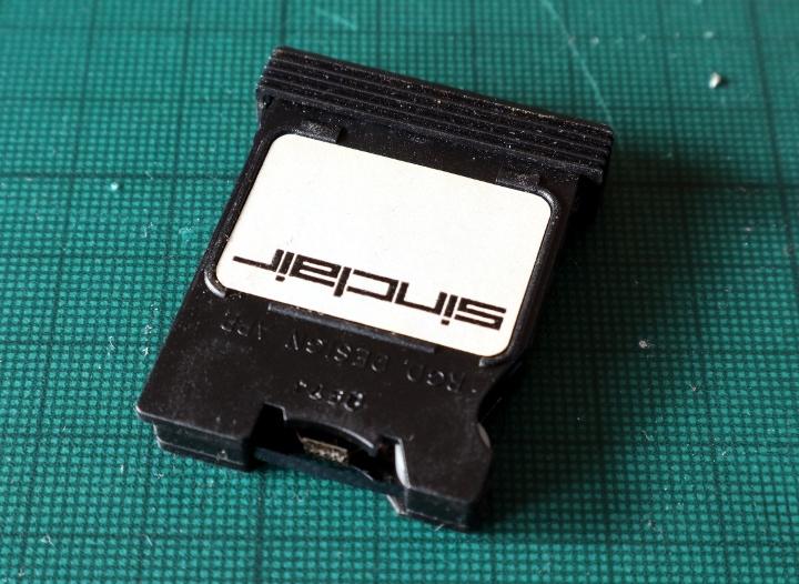 ZX Microdrive Microd15