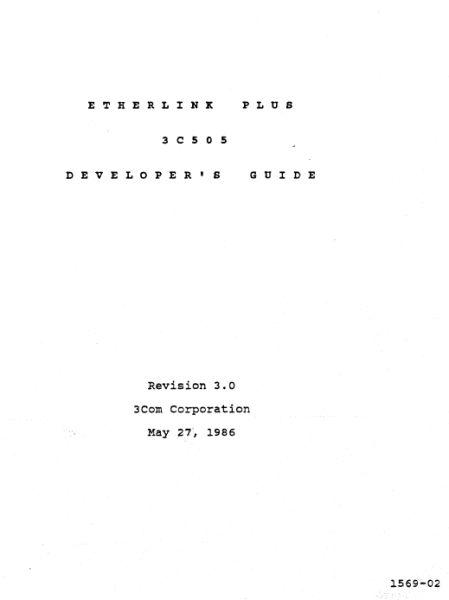Документация (3Com). S_00410