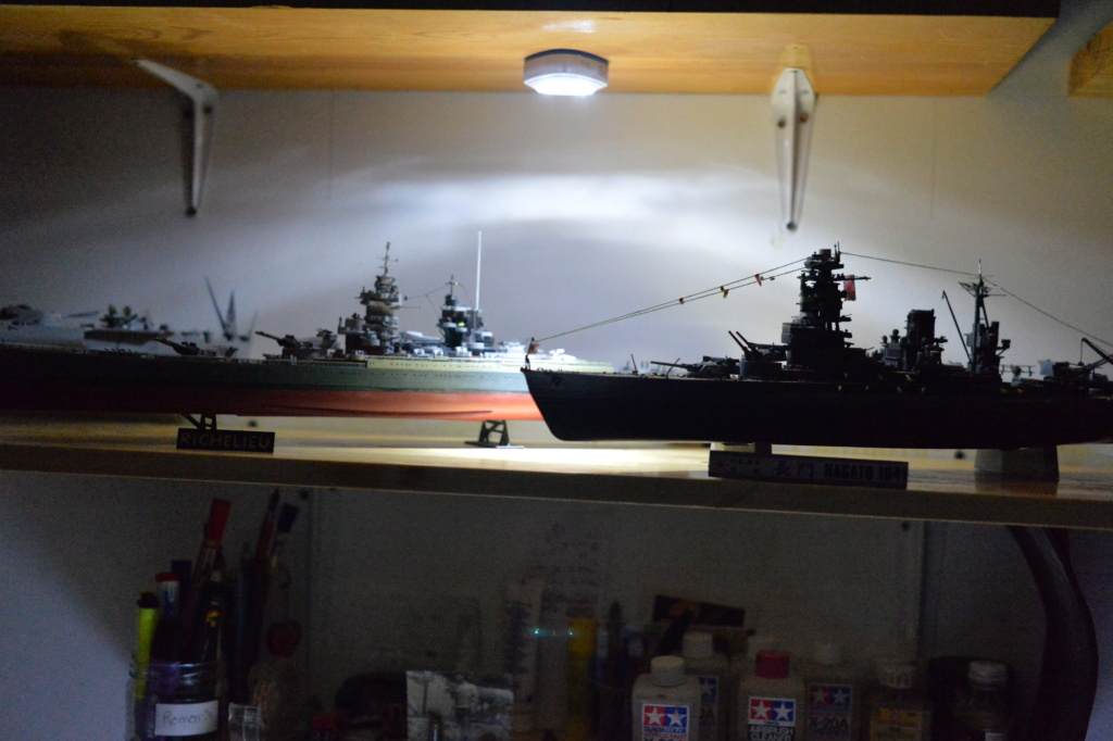 yamato de tamiya au 350° en attente de peinture Dsc_7519