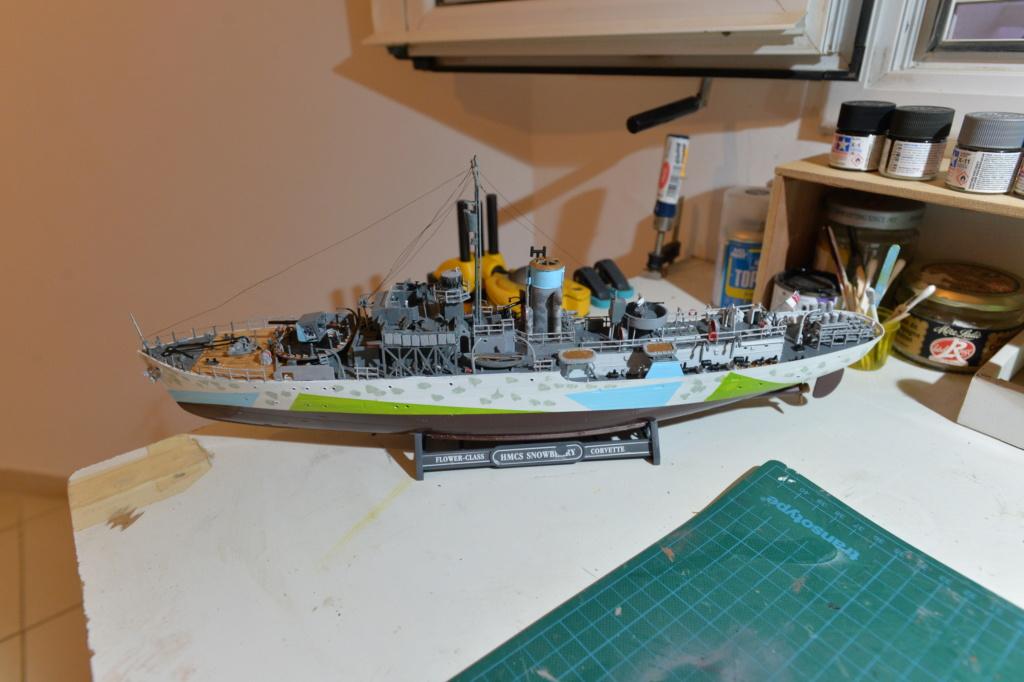 corvette HMCS Snowberry 1/144 Revell Dsc_8017