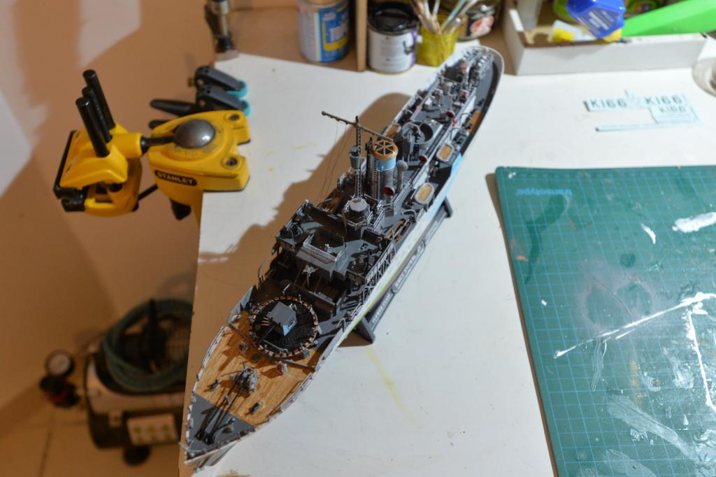 corvette HMCS Snowberry 1/144 Revell Dsc_8019