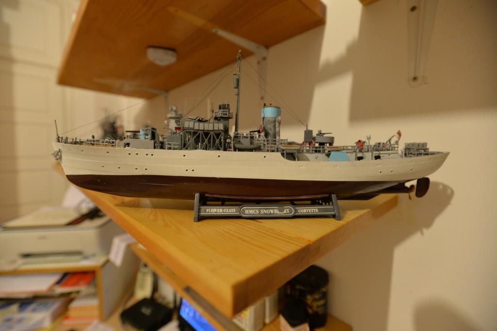 corvette HMCS Snowberry 1/144 Revell Dsc_8021