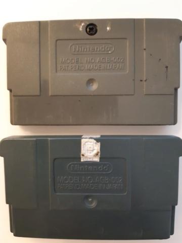 [ESTIM] fond de tiroir SNES et Gameboy 20210428