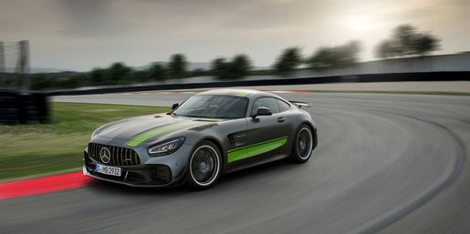 Nuove Mercedes AMG GT 1-3310