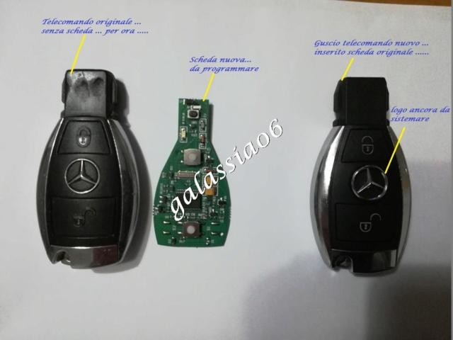 Come sostituire il cover del nuovo telecomando a due tasti Filemi23