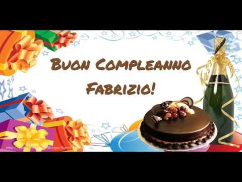 Auguri Buon Compleanno Fabrizio Hqdefa10