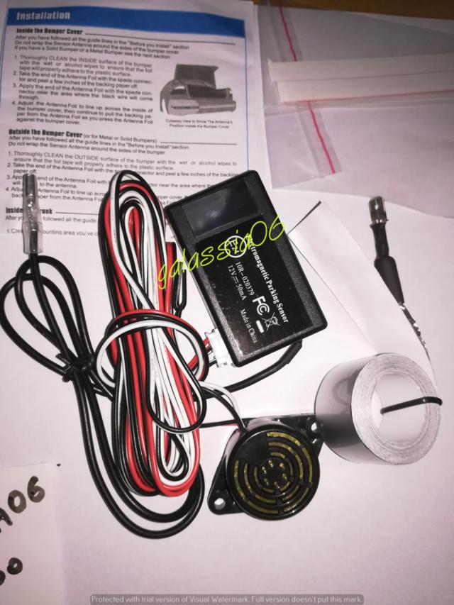 Sensori elettromagntitci   per posteggio ... !!! Img_2099