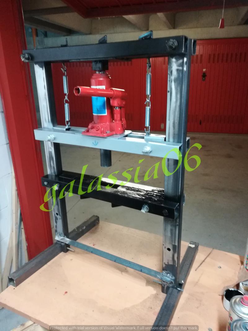 Voglio costruire una pressa idraulica Img_2136