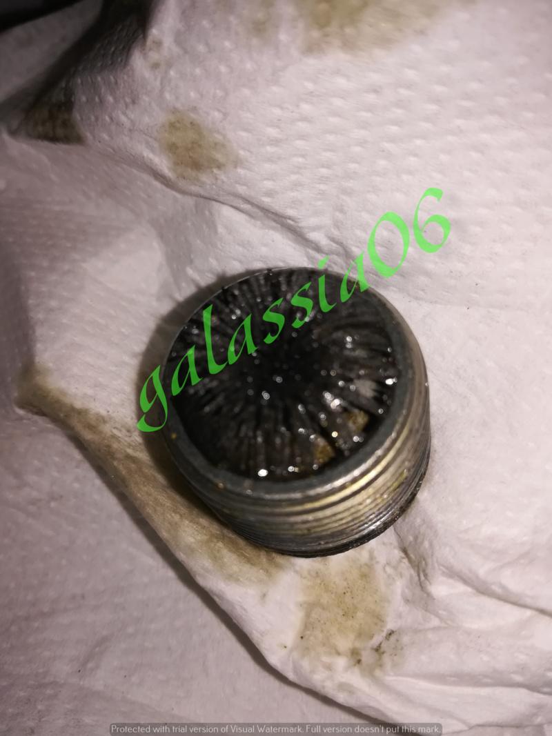 Cambio olio sul cambio manuale SLK  R 171 Img_2177