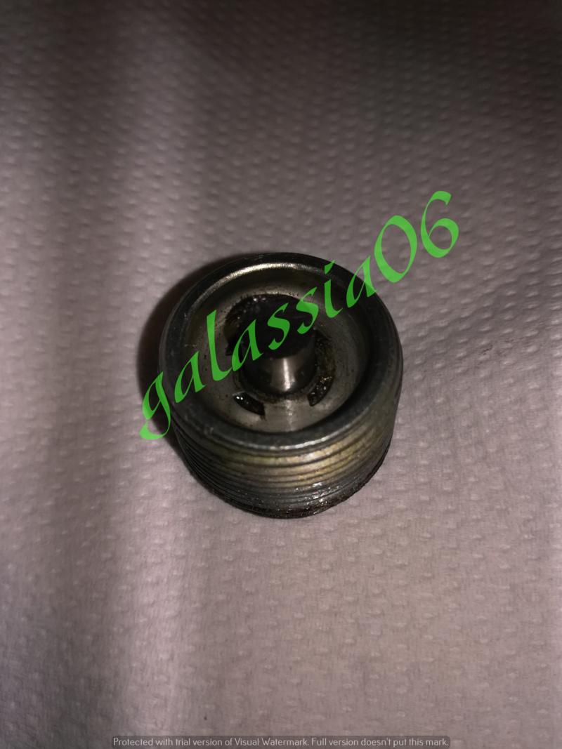 Cambio olio sul cambio manuale SLK  R 171 Img_2180