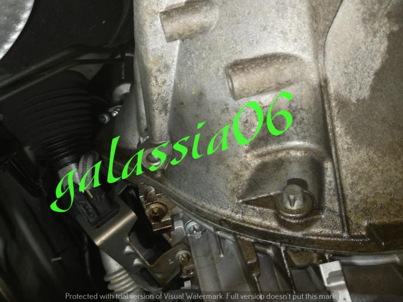 Gocciolamento olio sotto il cambio  Img_2215