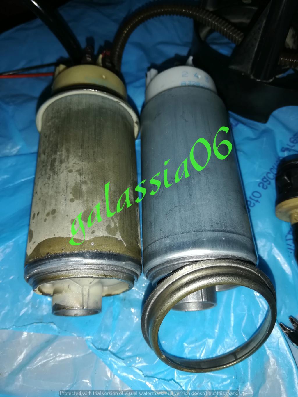 Sostituzione pompa carburante guasta SLK R 171 Img_2258