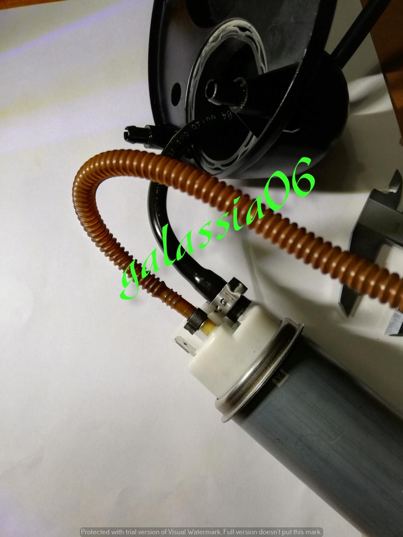 Sostituzione pompa carburante guasta SLK R 171 Img_2260