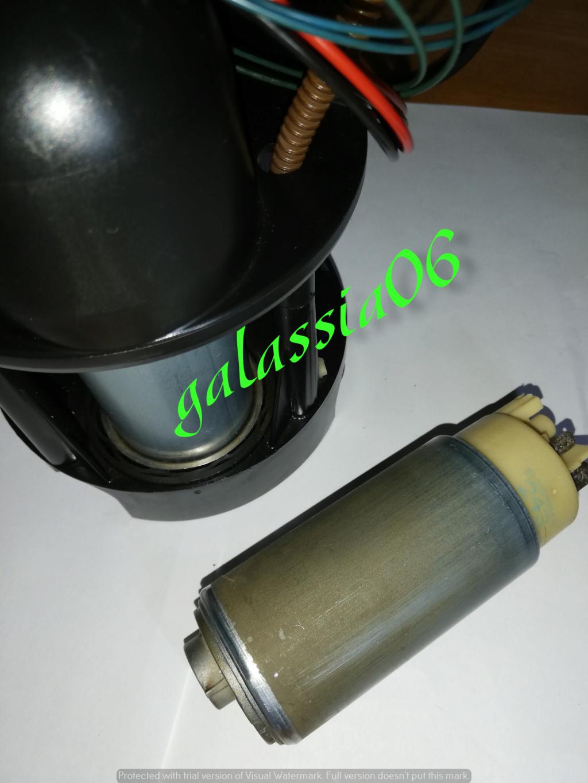 Sostituzione pompa carburante guasta SLK R 171 Img_2267