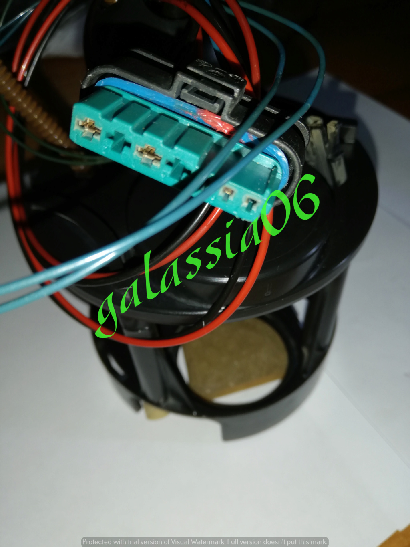 Sostituzione pompa carburante guasta SLK R 171 Img_2287