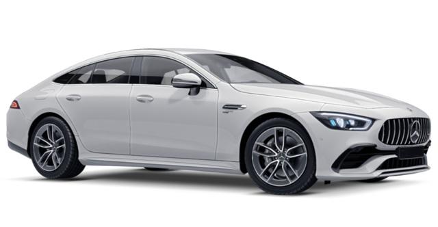 "La nuova Mercedes AMG GT """" Coupè4""""2019 Merced15"