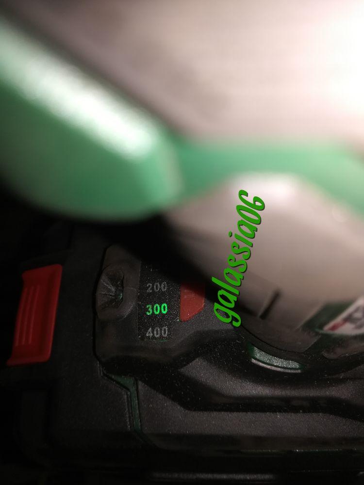 Avvitatore pulsato che arriva a serrare con coppia max di 400Nm. Nmnez810