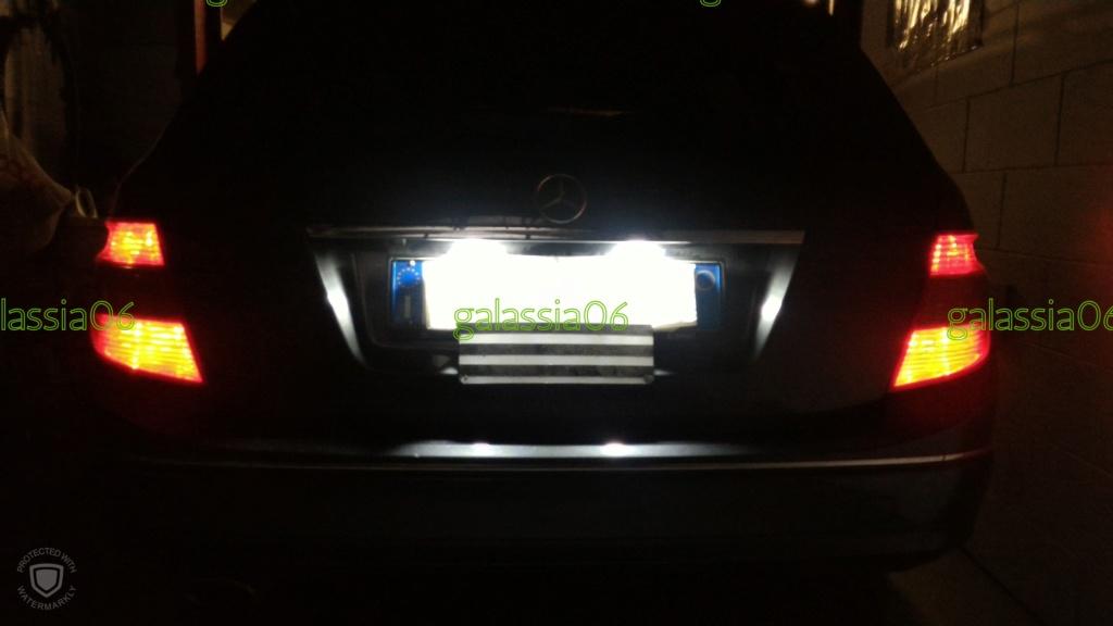 Luci a led installate sulla mia auto !!! P_201615