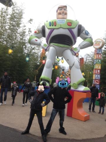 D'un séjour en demi-teinte à une journée d'anniversaire magique (Sequoia Lodge en Janvier 2016 - Journée en Octobre 2017) [Fini] Img_1915