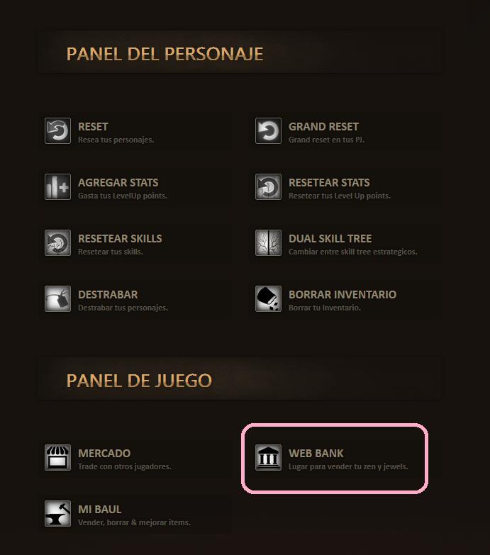 WEB BANK - BANCO WEB 111