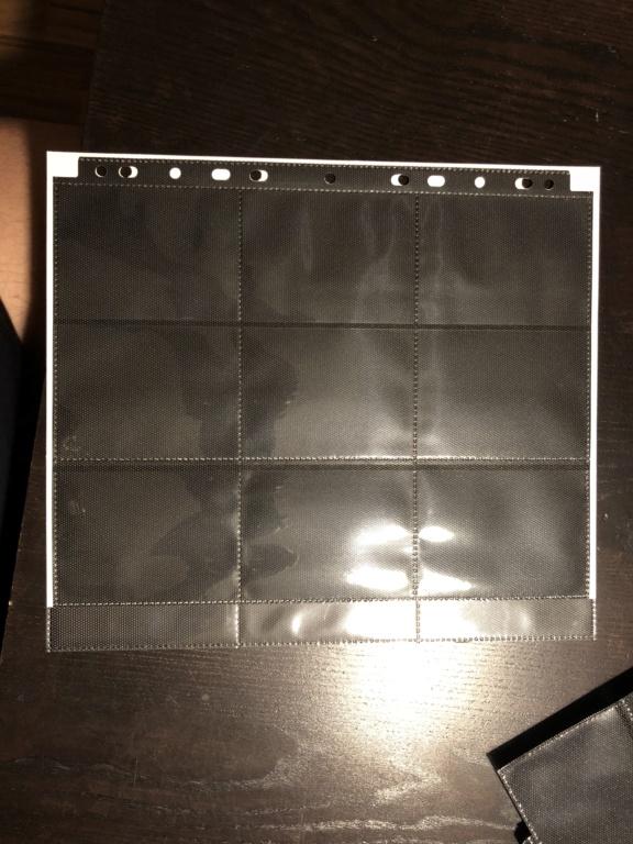 Achtung: Ultimate Guard 18-Pocket Einlagen kleiner geworden 7a765e10