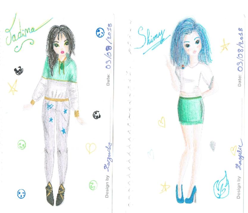 La galerie d'une licorne bleue Mode_j10