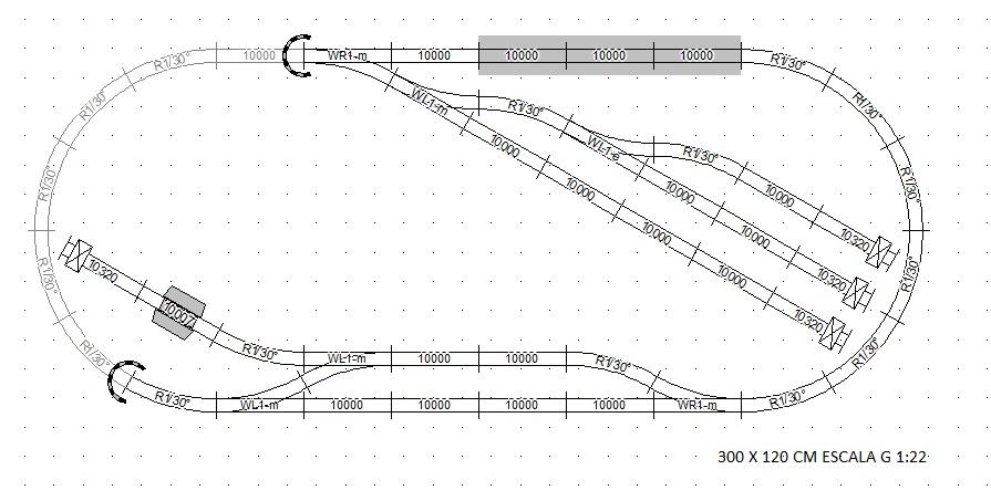 començant de 0: el meu primer circuit escala G [dvdtren] - Página 2 Basic_11