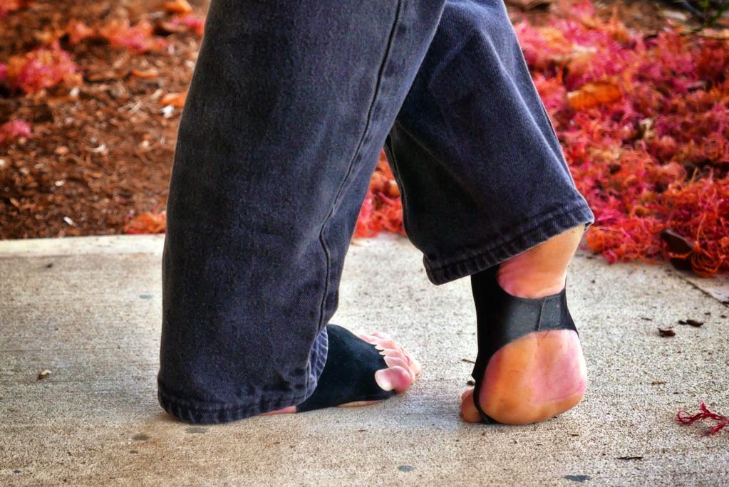 finte scarpe si, finte scarpe no Barebo10