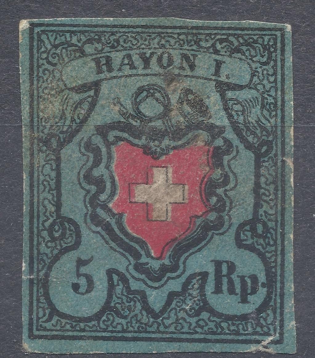 Plattierung Rayon-I db R110