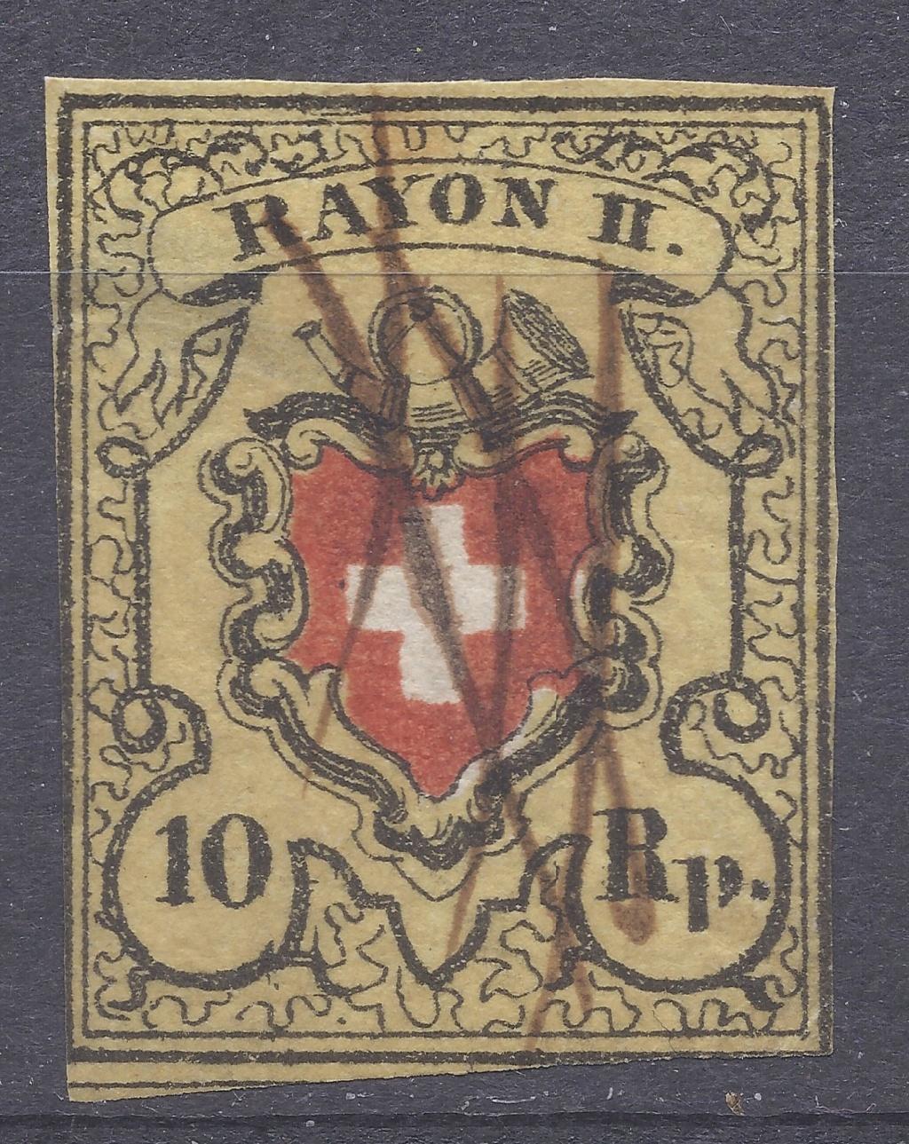 Plattierung Rayon-II Rii-t211