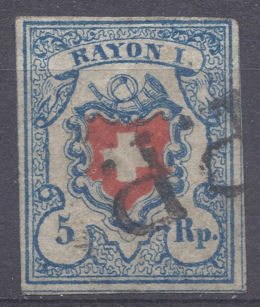 Plattierung Rayon-I hb T12-xx10