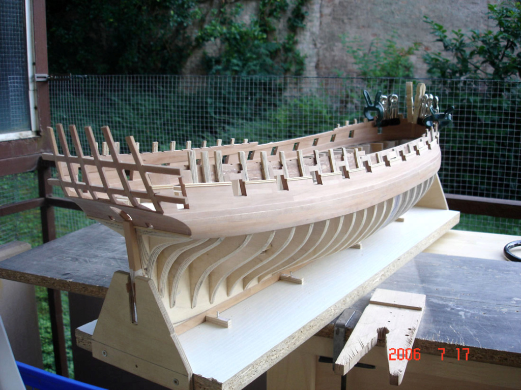 The 20 gun ship Sphinx 1775 at 1/48 Dsc01611