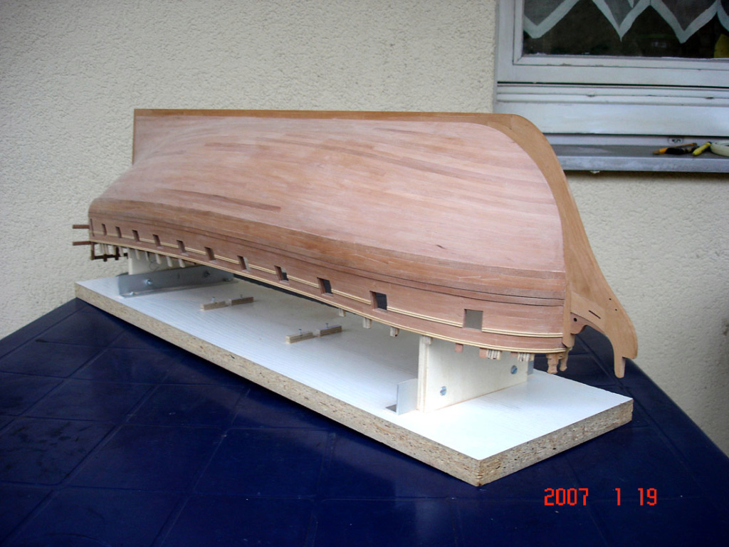 The 20 gun ship Sphinx 1775 at 1/48 Dsc02010